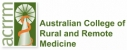 acrrm Australian College of Rural and Remote Medicine