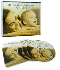 Relaxation for Natural Child Birth 3 CD